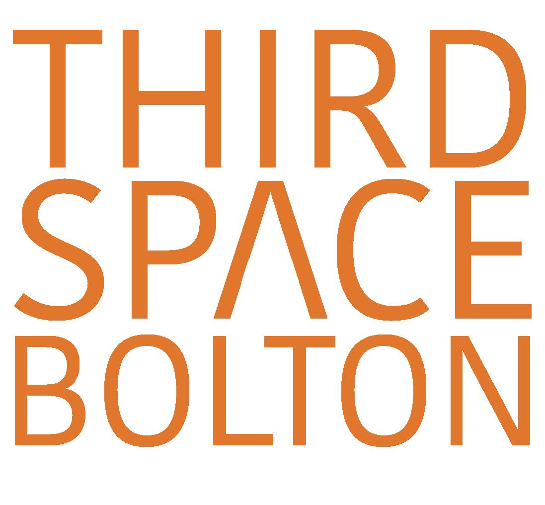 Thirdspace logo orange on white