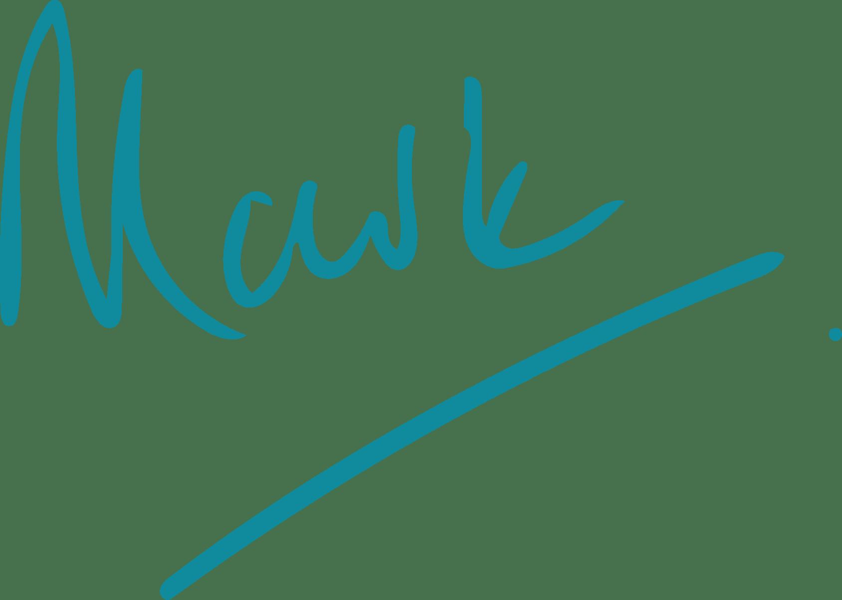 mark-signature